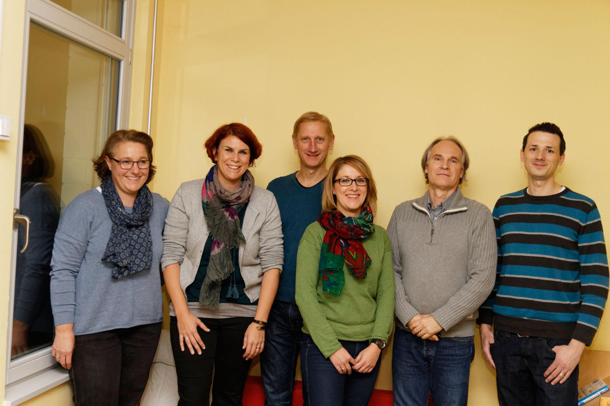 Vorstand Förderverein Kita Birlinghoven