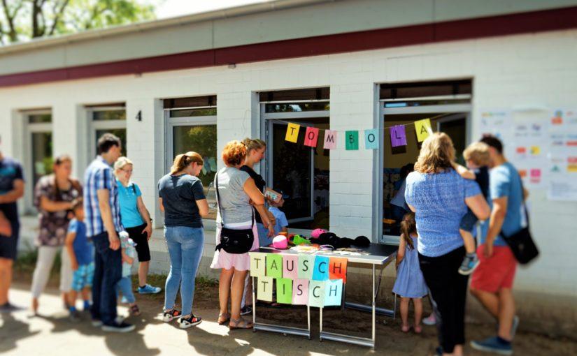 Sommerfest 2017 – ein voller Erfolg